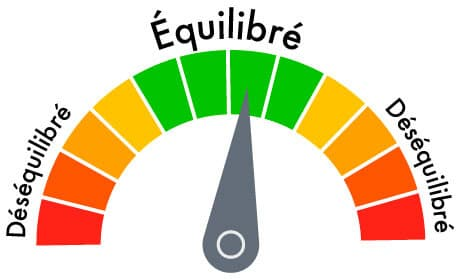 Equilibre stress oxydant
