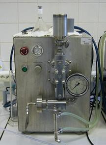 Homogénéisateur haute pression
